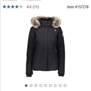 Obermeyer Tuscany Insulated ski jacket